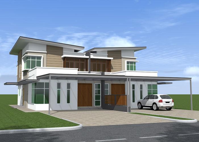 Modern Style Housing